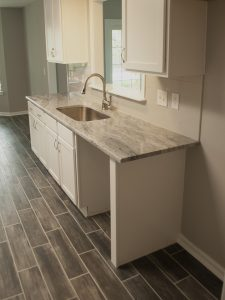 Conway Builders Kitchen counter