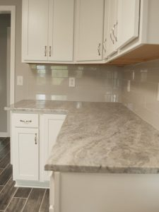 Conway Builders Kitchen counter tops
